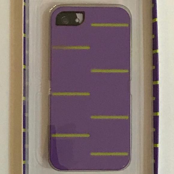 iHome Slice Case for iPhone 5 Purple IH-5P206UE